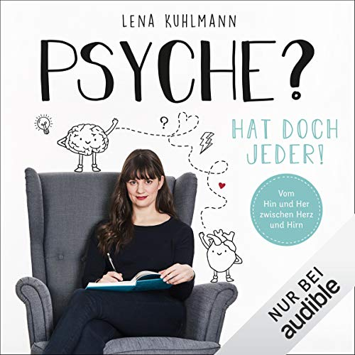 Psyche? Hat doch jeder! audiobook cover art