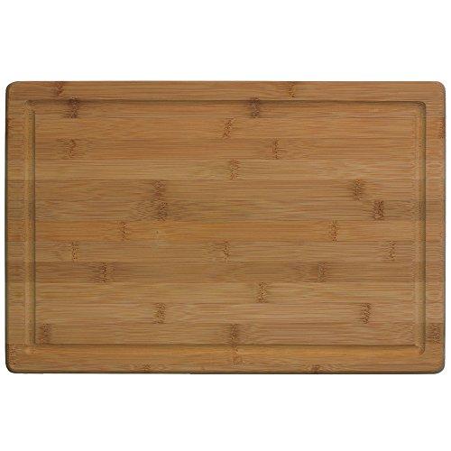 kela 11682 Planche à découper Katana 45,5x30,5cm en Bambou, Beige, 5 x 30,5 x 2 cm