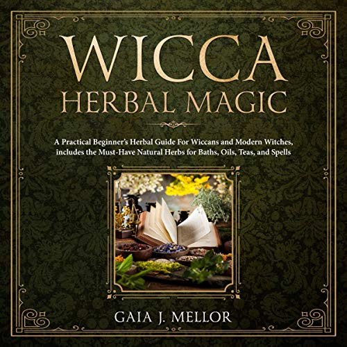 Wicca Herbal Magic cover art