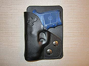 S&W Bodyguard 380 & M&P BG 380 Factory Laser R Hand Wallet & Pocket Holster