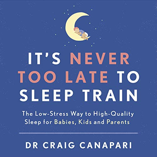 Couverture de It's Never too Late to Sleep Train