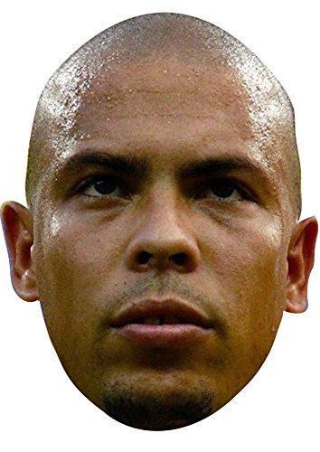 Ronaldo Brazil Mask