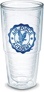Tervis Air Force Insulated Tumbler, 24-Ounce, Clear