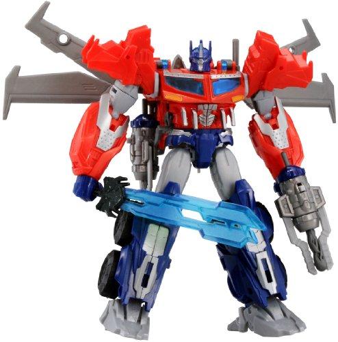 Transformers Go!! G11 Hunter Optimus Prime Figure Takara Tomy Japan (japan import)