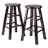Winsome Pacey Stools, Espresso