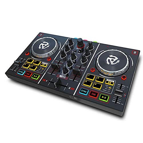 Great Deal! LVSSY-Professional DJ Controller Must-Have Party Digital Disc Player Bar Standard Three ...