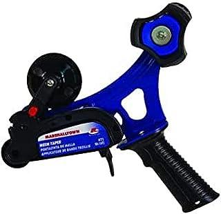 Marshalltown Drywall Plaster Board Mesh Scrim Tape Gun Dispenser MT72, Blue