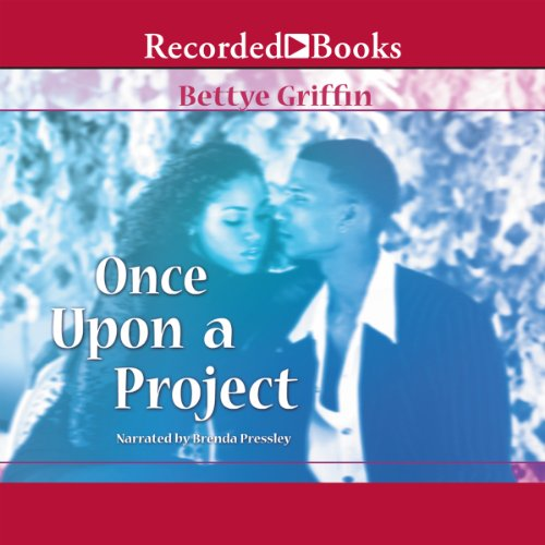 Once Upon A Project audiobook cover art