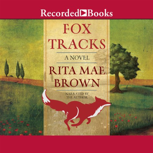 Fox Tracks audiobook cover art