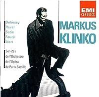 French Chamber Music for Harp by Markus Klinko (1993-01-01)