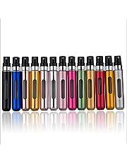 N\ A Atomizadores De Perfume Recargables, Botella De Perfume Portátil, Uso para Spray Corporal, Embalaje De Viaje Portátil Al Aire Libre, Viaje 1.6×8cm