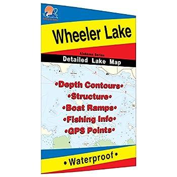 Best wheeler lake map Reviews