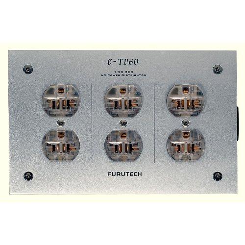 Furutech - e-TP60 Power Distributor/Filter + GC-303