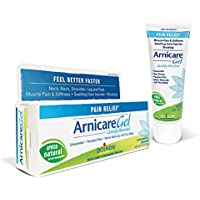Boiron Arnicare Topical Pain Relief Gel, 2.6 Ounce