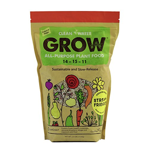 Clean Water Grow All-Purpose Plant Food