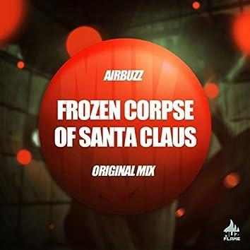 Frozen Corpse of Santa Claus