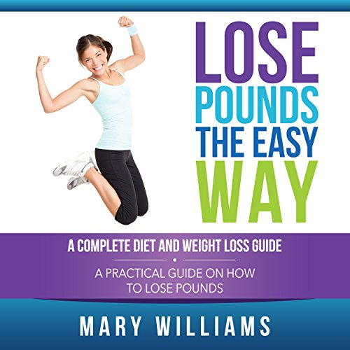 Lose Pounds the Easy Way audiobook cover art