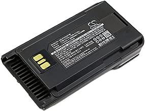 Replacement Battery for Vertex EVX-231 EVX-261 EVX-530 EVX-531 EVX-534 EVX-539 VX-260 VX-261 VX-451 VX-454 VX-456 VX-459 PN AAJ67X001 AAJ68X001 FNB-V133Li FNB-V134Li FNB-V138Li