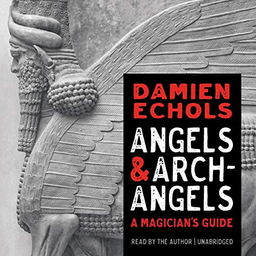 Angels and Archangels audiobook cover art
