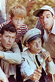 The Andy Griffith Show Jim Nabors Don Knotts Ron Howard & Andy 18x24 Poster