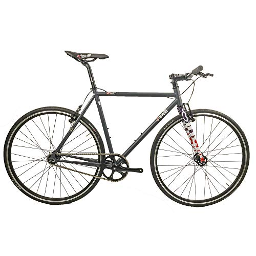 Buy Cheap Cinelli Tutto Complete Bike, Grey, Large