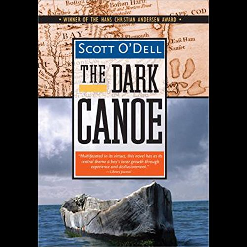 The Dark Canoe audiobook cover art