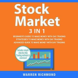 Stock Market: 3 Books-in-1 audiobook cover art
