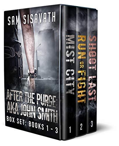 After The Purge: AKA John Smith Box Set: Books 1-3 (English Edition)