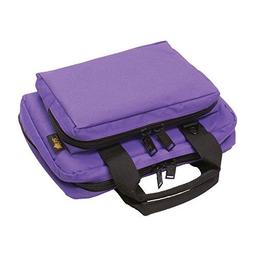 US PeaceKeeper P21104 Mini Range Bag (Purple) , 12.75 x 8.75 x 3-Inch