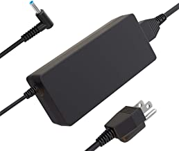 UL Listed 11ft Laptop Charger for HP Pavilion 11 14 15 17 / Envy 15 17 M6 M7 / Stream 11 13 14; Connector Size: Φ4.5Φ3.0mm