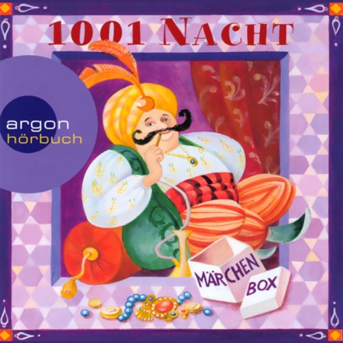 1001 Nacht Märchenbox cover art