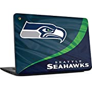 Ultra-Thin, Lightweight Chromebook 14 G5 Vinyl Decal Protection Officially Licensed NFL Design Industry Leading Vivid Color Vinyl Print Technology on your Seattle Seahawks skin Scratch - Resistant. Built To Last Everday Chromebook 14 G5 Use 3M Adhesi...