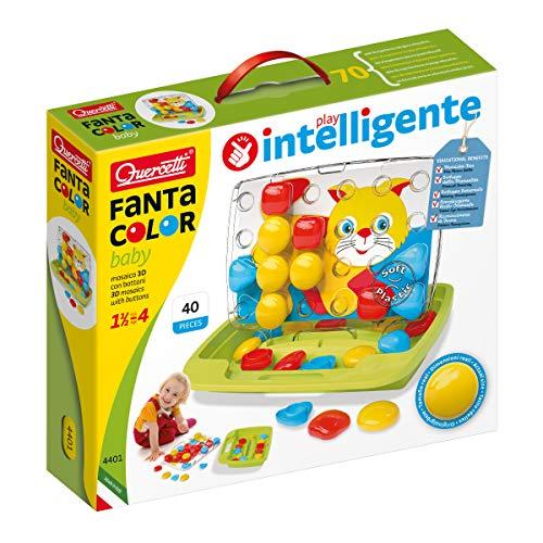 Quercetti 4401 Spielzeug, Multicolor