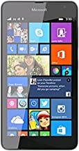 Microsoft Lumia 535 Unlocked Smartphone with 5 MP Camera, Touch Screen, 8GB Memory, 5-Inches,  (Black) - Retail Packaging