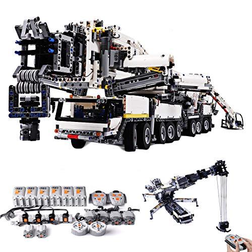 lego technics liebherr HYZM Technic Grue Liebherr LTM 11200