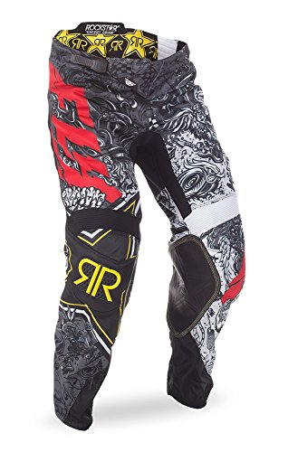 Fly Racing Unisex-Adult Evolution 2.0 Pants Dark Teal//Hi-Vis Size 34