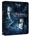 The Conjuring 3 - By Order Of The Devil Steelbook (4K Ultra HD + Blu-ray) (2 Blu Ray)