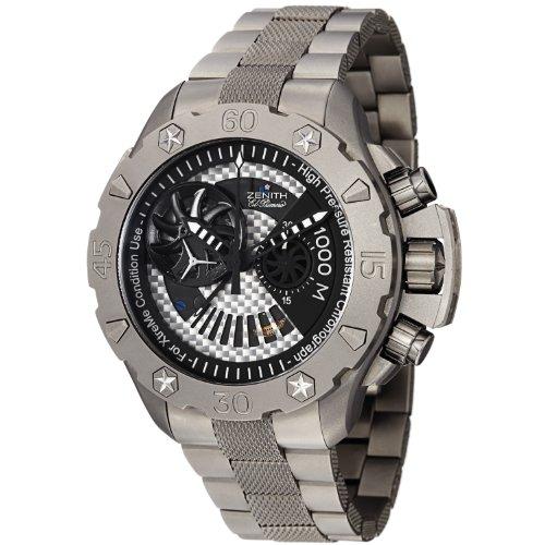 Zenith Men's 95.0527.4021/02.M530 Defy Xtreme Open Limited Edition Watch