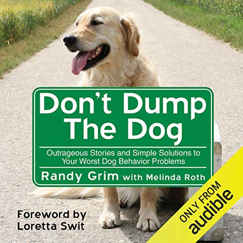 Don't Dump the Dog audiobook cover art