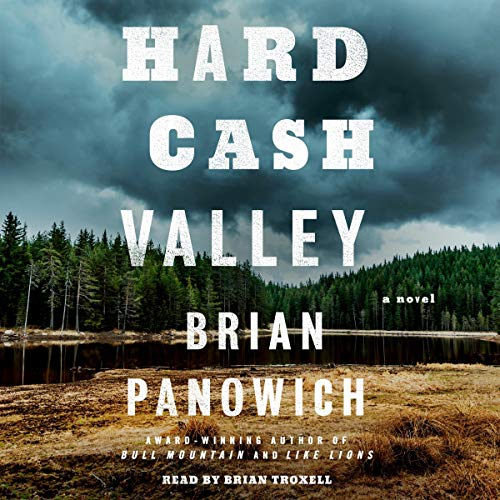Hard Cash Valley audiobook cover art