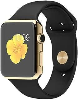 KVI Bluetooth A1 Smart Watch (Golden)