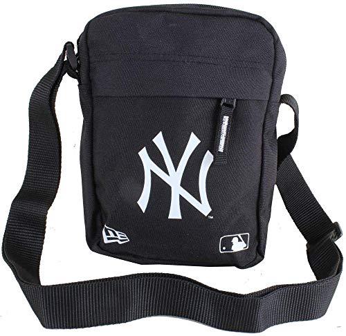 New Era Herren New York Yankees Kappe, Black, One Size