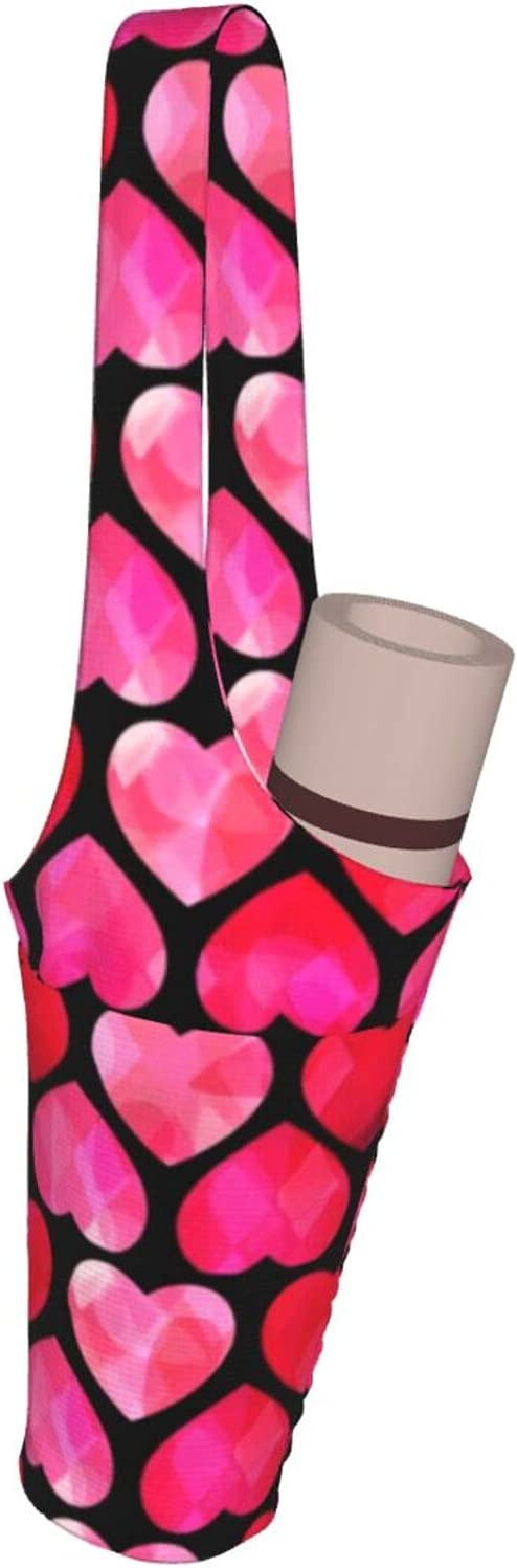 Valentine'S Limited price sale All stores are sold Day Yoga Mat Bag With Sling Large Tote