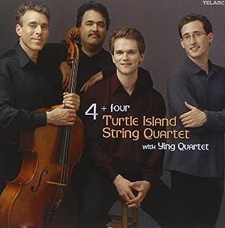 4 + Four by Turtle Island String Quartet (2005-02-22)