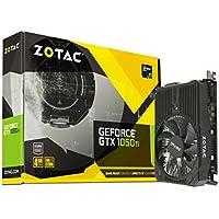 Zotac GeForce GTX 1050 Ti Mini GeForce GTX 1050 Ti 4GB GDDR5 - Tarjeta gráfica (GeForce GTX 1050 Ti, 4 GB, GDDR5, 128 bit, 7680 x 4320 Pixeles, PCI Express 3.0)