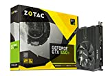Zotac GeForce GTX 1050 Ti Mini GeForce GTX 1050 Ti 4GB GDDR5 - Tarjeta gráfica (GeForce GTX 1050 Ti, 4 GB, GDDR5, 128 bit, 7680 x 4320 Pixeles, PCI Express 3.0)