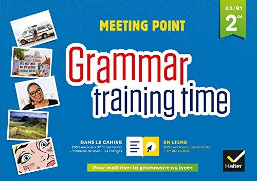 Grammar training time