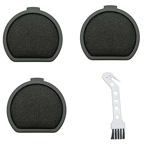 IUCVOXCVB Accesorios de aspiradora Ajuste para el electrolux AEG aspiradora AEG Ask Settqx9 Filtro de Filtro de pre-Filtro (Color : Black)