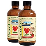 Child Life Oil Cod Liver Liq