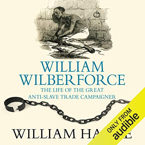 William Wilberforce cover art